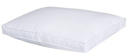 King 20 x 36 Natural Silk Filled All-Around Luxury Quilt - Oeko-Tex Quality Certified - Washable Silk Pillow